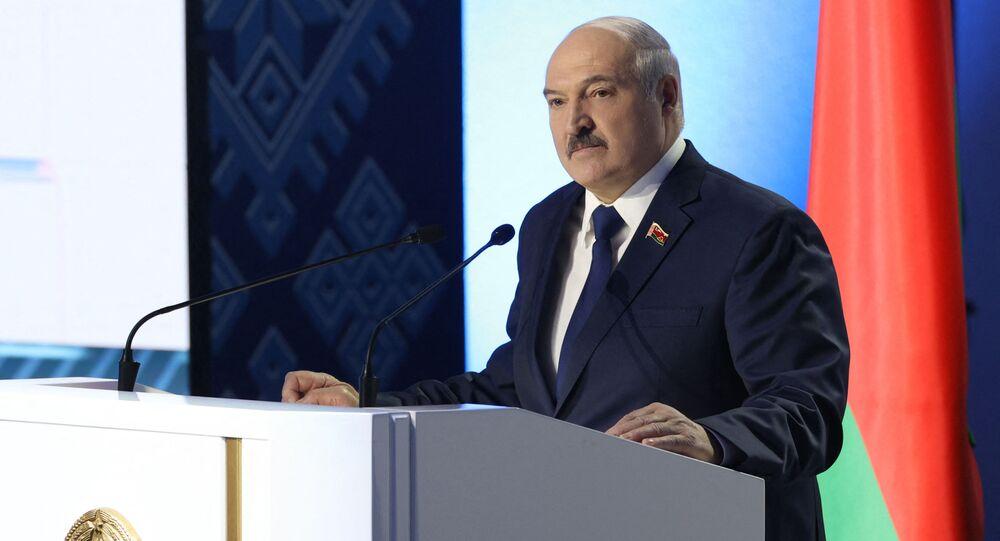 Belarus Devlet Başkanı Aleksandr Lukaşenko,