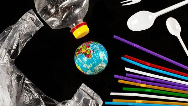 plastik - geri dönüşüm - Sputnik Türkiye