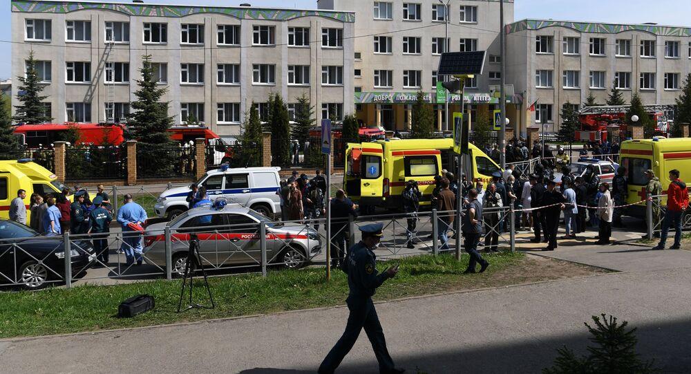 Kazan- Okul saldırısı