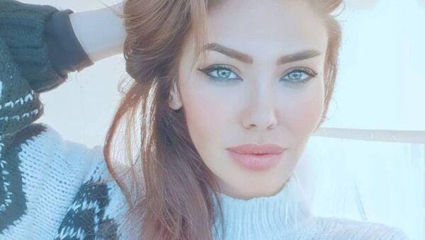 Şarkıcı Lara - Sputnik Türkiye