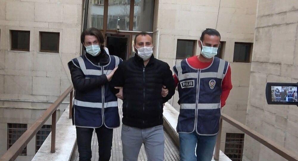 Bursa-muştalı saldırgan Sedat A.