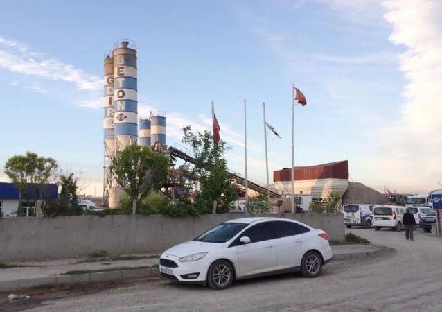 Iğdır'da beton santrali-Mehmet Erdem