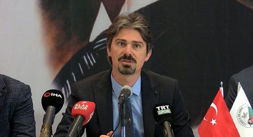 Türkiye Bilardo Federasyonu Başkanı Ersan Ercan