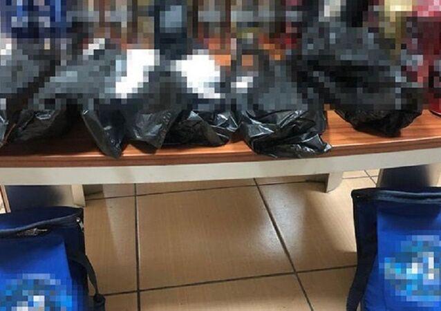 Evlere içki servisine 17 bin lira ceza