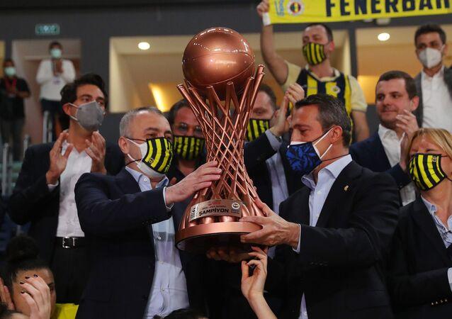 Fenerbahçe Başkanı Ali Koç'tan yenilgisiz şampiyonluk açıklaması