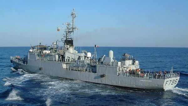 Fransız savaş gemisi - Commandant Birot - Sputnik Türkiye