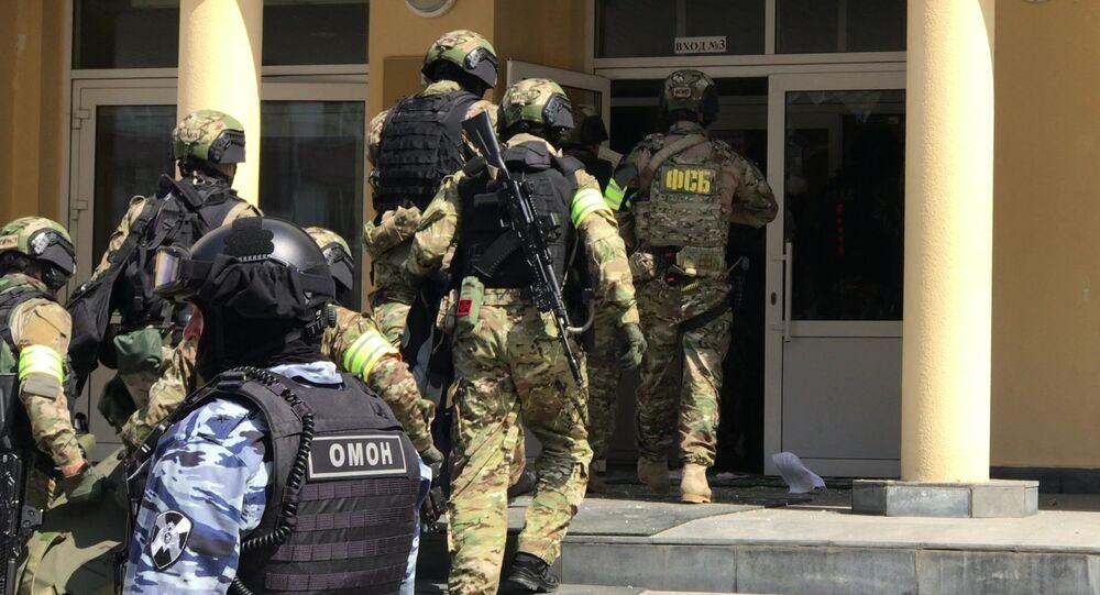 Rusya okul saldırısı