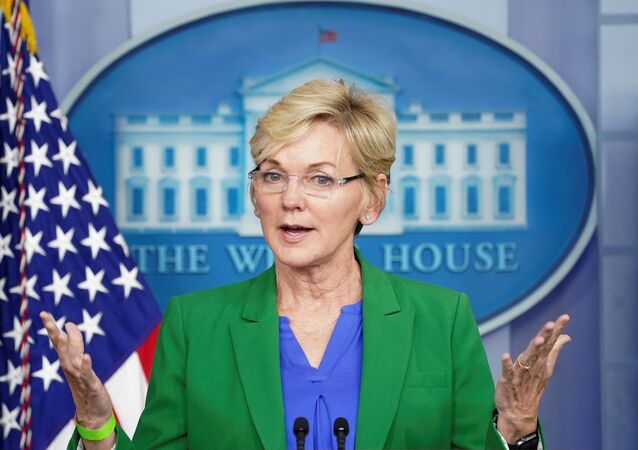 ABD Enerji Bakanı Jennifer Granholm