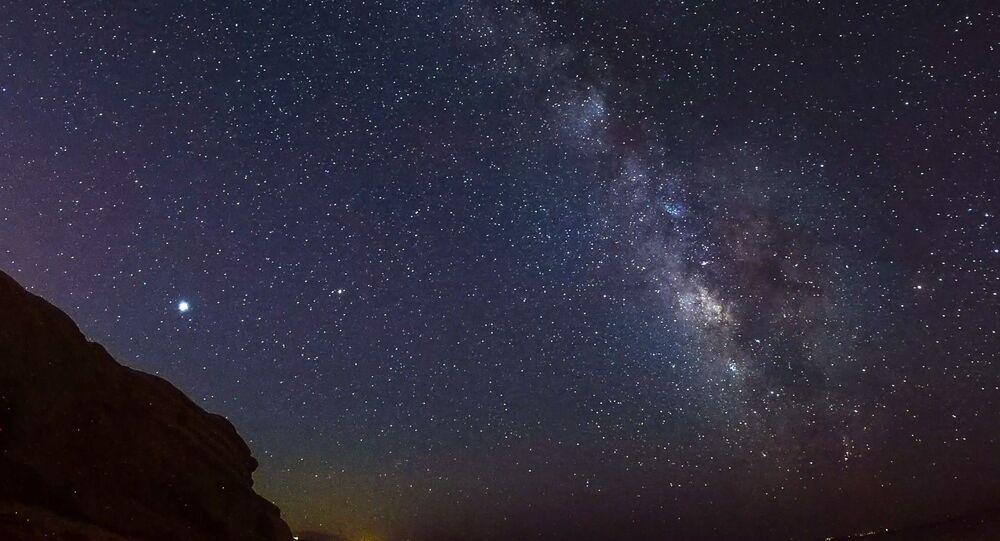 Samanyolu Galaksisi-İzmir Çeşme-Delikli Koy