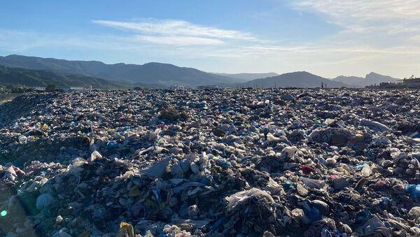 Salihli'deki çöplük - Sputnik Türkiye