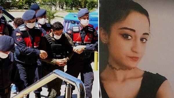Pınar Kaynak'ın katil zanlısı - Sputnik Türkiye