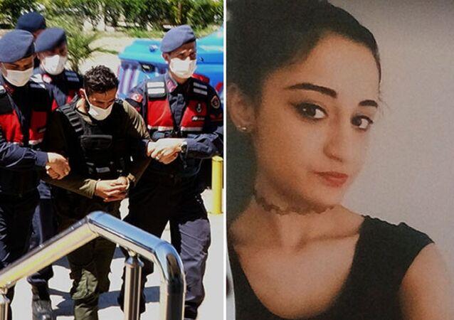 Pınar Kaynak'ın katil zanlısı
