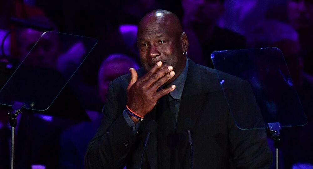 Michael Jordan, Kobe Bryant'ın kendisine attığı son mesajları paylaştı