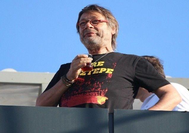 Göztepe Başkanı Mehmet Sepil