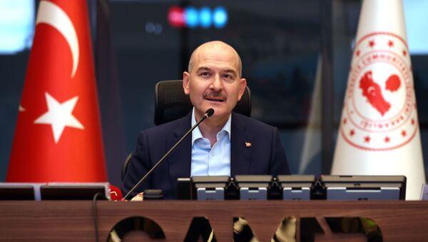 Süleyman Soylu - Sputnik Türkiye