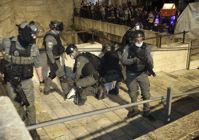 Rus Dışişleri: İsrail'in Kudüs'ün statüsünü değiştirme girişimleri hukuka aykırı
