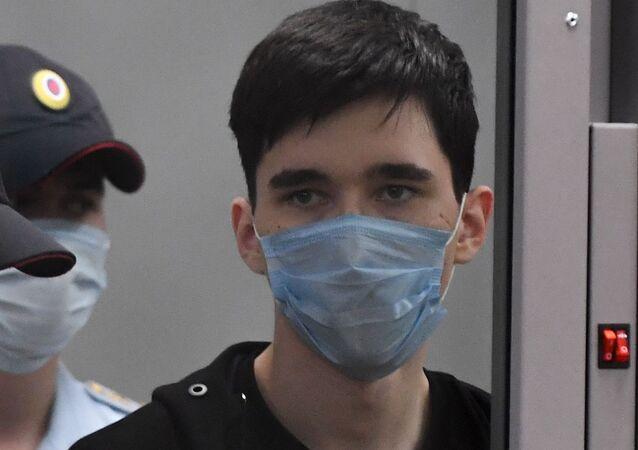 İlnaz Galyaviev -Kazan okul saldırısı- saldırgan