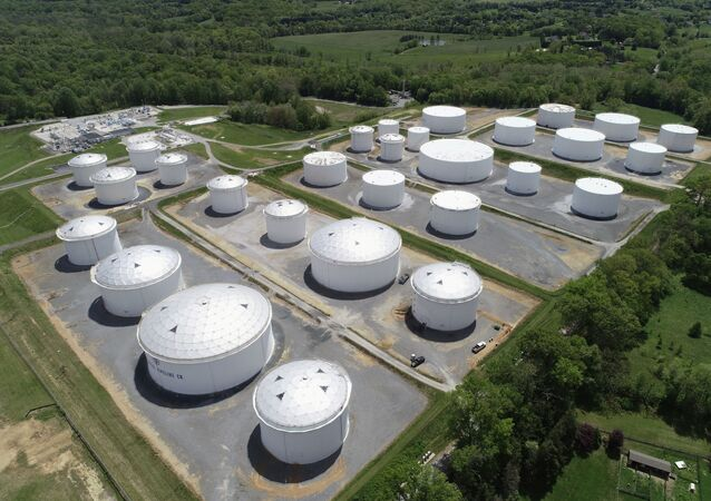 ABD'nin en büyük petrol boru hatlarından Colonial Pipeline