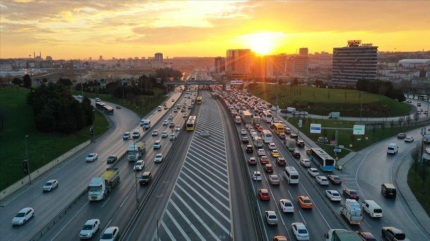 İstanbul - yol - trafik
