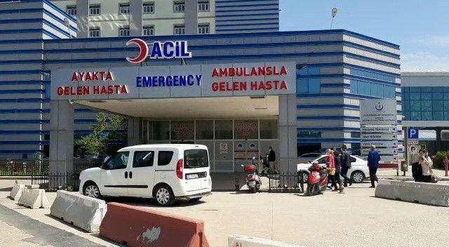 İlkadım ilçesinde bulunan Eğitim ve Araştırma Hastanesi-Samsun