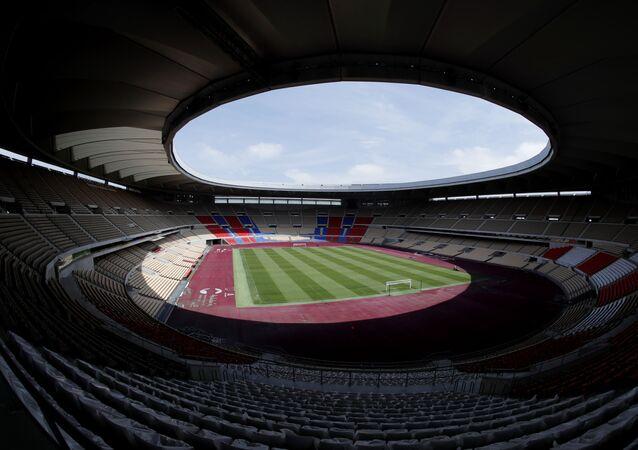 EURO 2020'ye ev sahipliği yapacak olan stada 16 bin seyirci izni