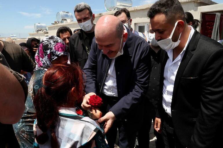 İçişleri Bakanı Soylu: 1 yılda İdlib'de 35 bin ev nihayete erdirilmiştir