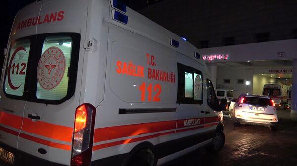 Kırıkkale - Ambulans - Sputnik Türkiye