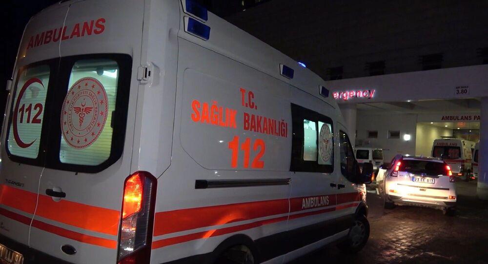 Kırıkkale - Ambulans