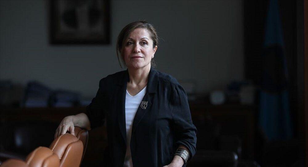 Mimar Sinan Güzel Sanatlar Üniversitesi (MSGSÜ) Rektörü Prof. Dr. Handan İnci