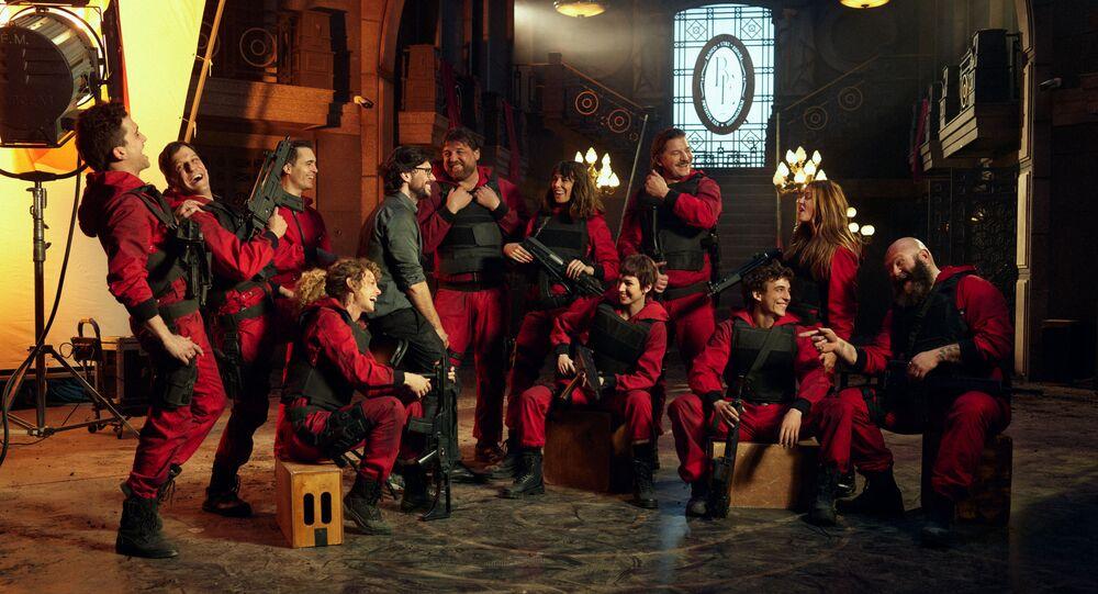 Netflix Türkiye hesabından La Casa de Papel dizisinin 5. sezonuna ilişkin paylaşım yapıldı.