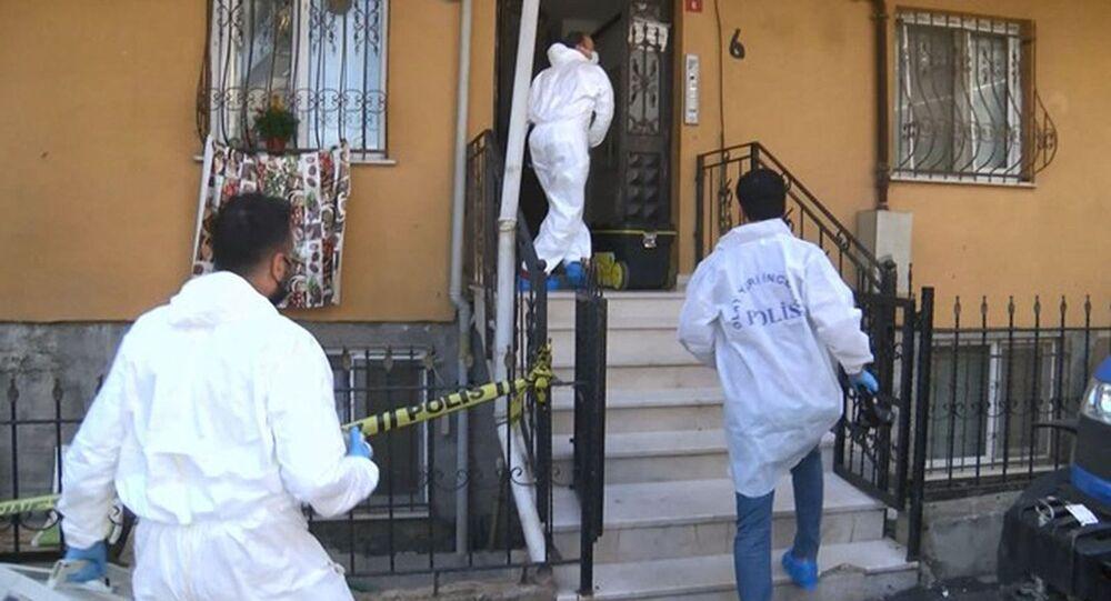 İstanbul'da iki kardeş evde ölü bulundu: 'Kolonya zehirledi' iddiası