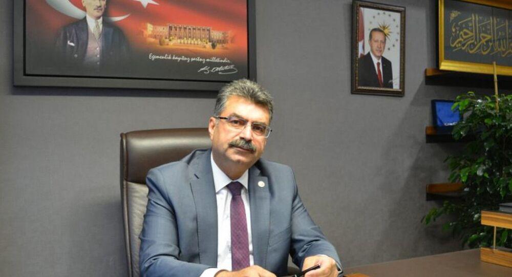 AK Parti Konya Milletvekili Orhan Erdem