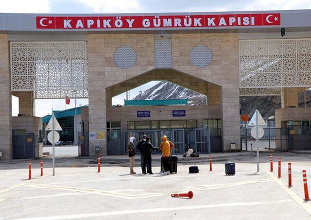 Kapıköy Gümrük Kapısı 14 ay sonra yeniden açılıyor