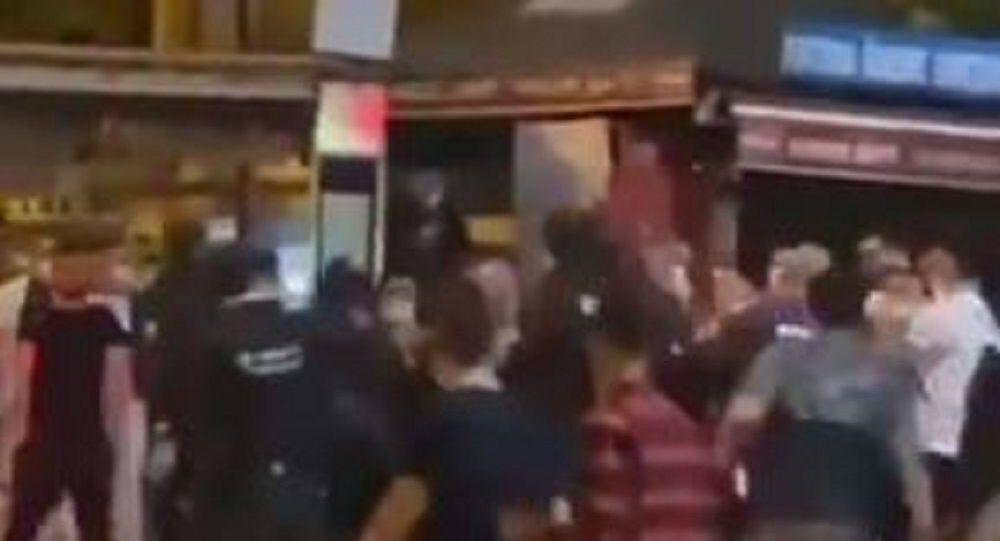 Beşiktaş bekçi