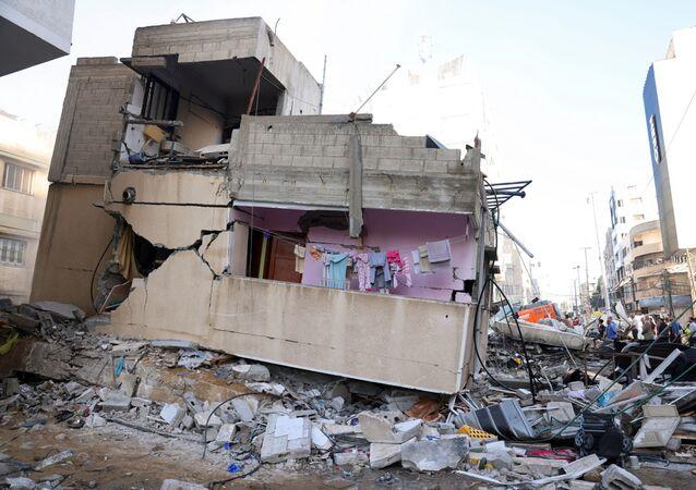 Gazze- İsrail saldırıları