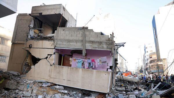 Gazze- İsrail saldırıları - Sputnik Türkiye