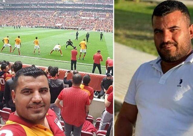 Muharrem Günay-Aydın-Galatasaray taraftarı