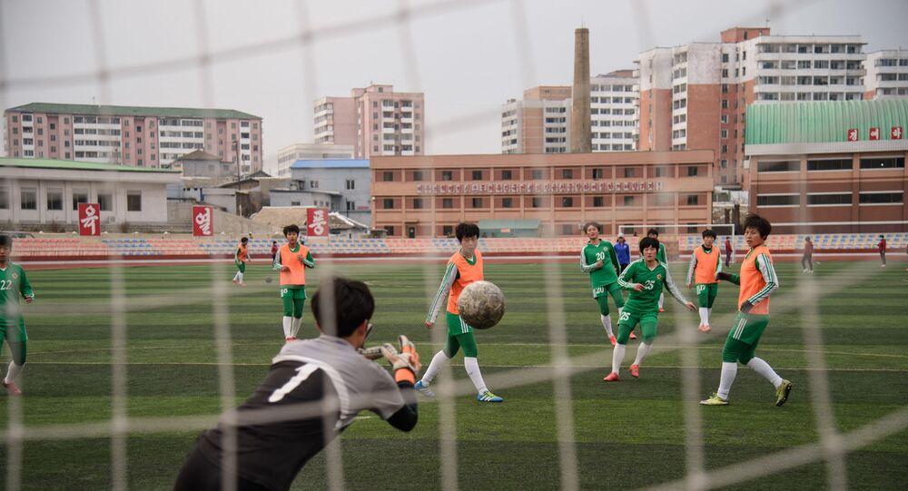 Kuzey Kore- Futbol