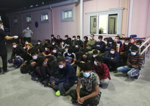Kaçak göçmen- Osmaniye