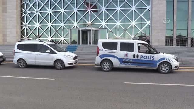 polis arabası / adliye
