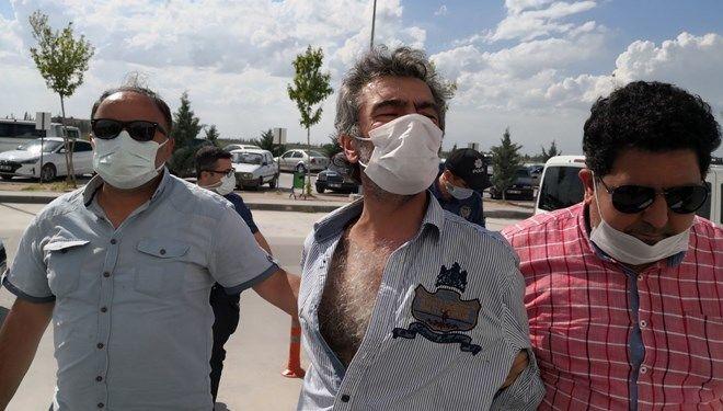 """Aksaray'da bir kişi, beraber yaşadığı kadını kendisini aldattığı iddiasıyla 9 yerinden bıçaklayarak ağır yaraladı. Kısa sürede yakalanan şahıs, """"Beni aldattı, pişman değilim"""" dedi."""