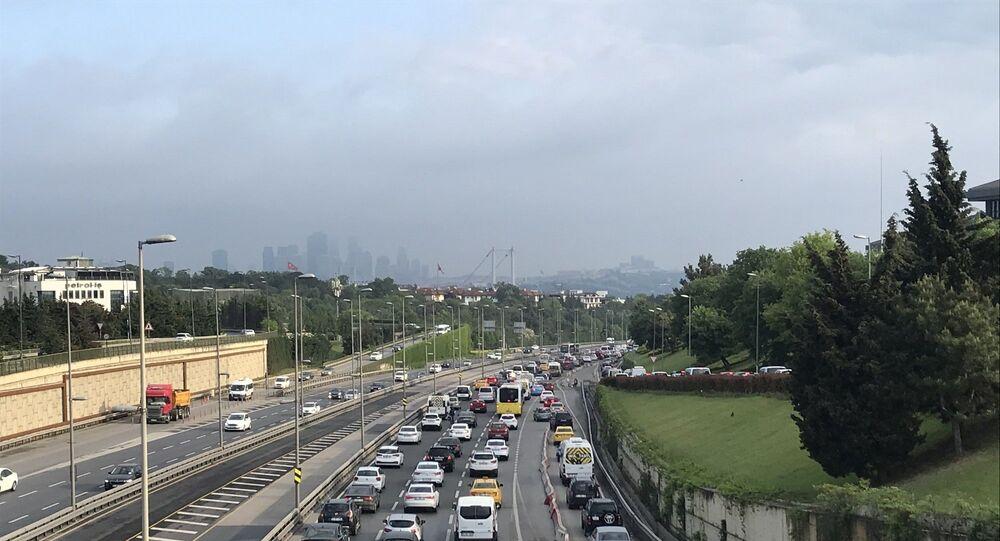 İstanbul - trafik - yoğlunluk