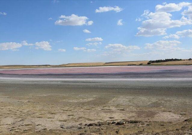 Düden Gölü-Konya