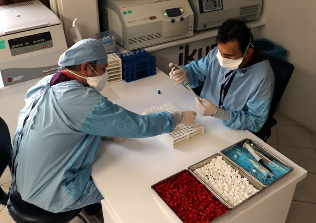 Kayseri Erciyes Üniversitesi-yerli aşı-koronavirüs
