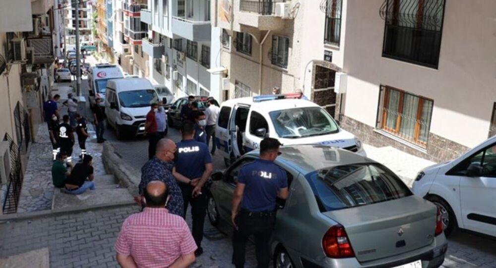 İzmir-Buca'da cinayet