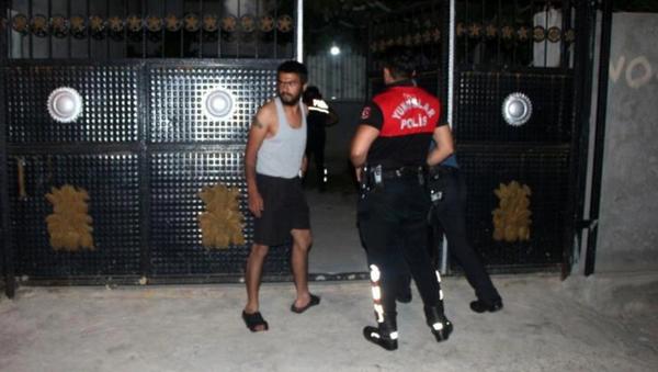 Sokakta oynayan 5 yaşındaki çocuk göğsünden vuruldu - Sputnik Türkiye