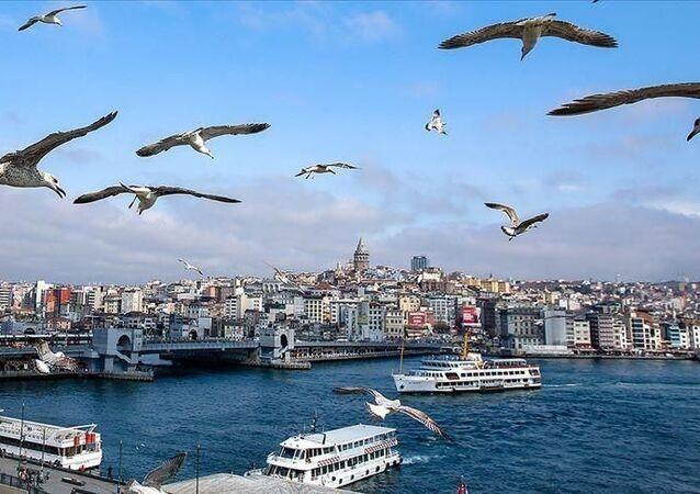 İstanbul / açık hava / sıcak hava / manzara