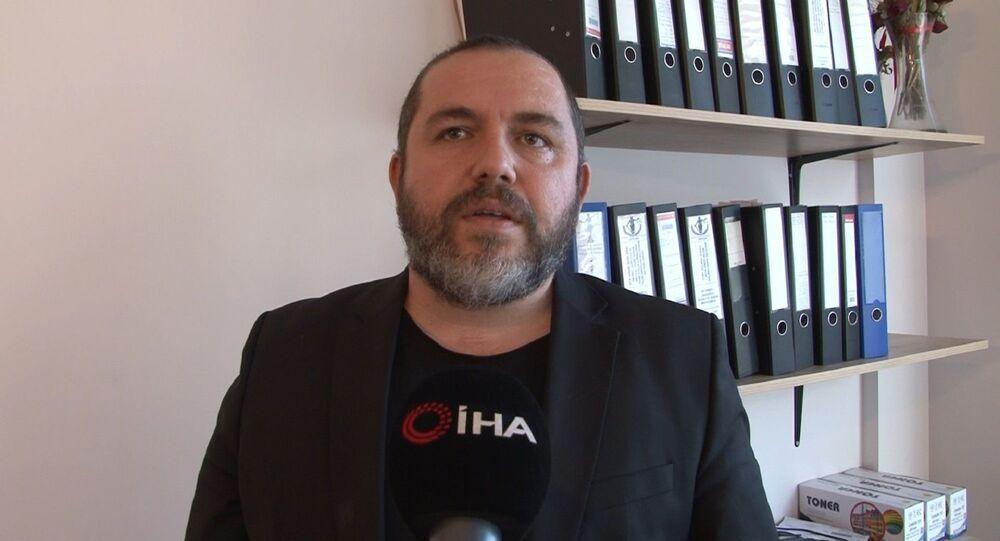 Thodex mağdurlarının avukatı Sinan Keskin