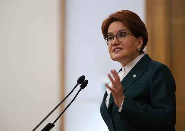 İYİ Parti lideri Meral Akşener