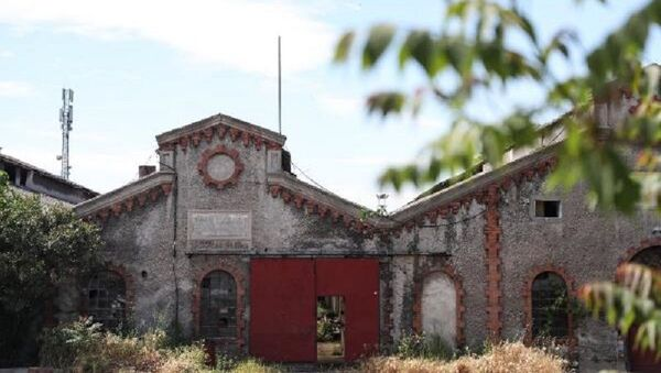 Osmanlı'nın ilk kibrit fabrikası-Küçükçekmece - Sputnik Türkiye